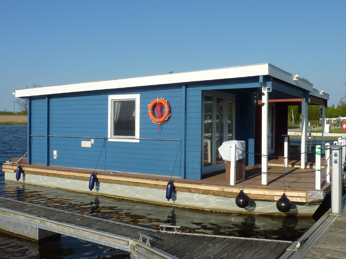 Bungalowboot Peene